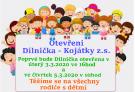 Dílnička - Kojátky z. s. - leták